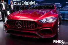 تصاویر رونمایی از مرسدس بنز AMG GT کانسپت + ویدیو