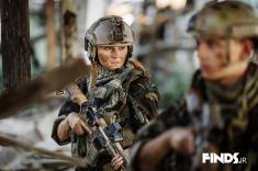 انتشار گسترده تصاویر برهنه نظامیان زن آمریکایی در اینترنت