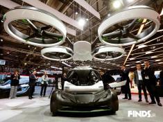 خودروی پرنده شرکت ایرباس چه ویژگی هایی دارد؟