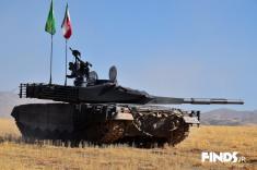 پیشرفتهترین تانک دنیا محصول جدید وزارت دفاع ایران
