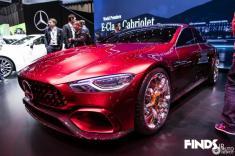مراسم رونمایی از مرسدس بنز AMG GT را در نمایشگاه خودرو ژنو تماشا کنید
