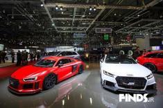 حضور چشمگیر خودروهای برقی و لوکس در نمایشگاه خودرو ژنو 2017
