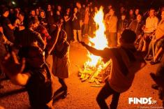 تاریخچه چهارشنبه سوری + آداب و رسوم مراسم چهارشنبه سوری