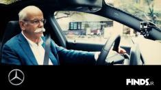 رانندگی رئیس شرکت دایملر در کنار رئیس شرکت اِنویدیا را تماشا کنید