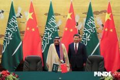 قرارداد تجاری چشمگیر عربستان سعودی با چین به ارزش 65 میلیارد دلار