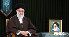 پیام نوروزی رهبر انقلاب و حسن روحانی / انتقاد رهبر از عملکرد دولت