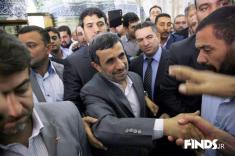 احمدی نژاد با کارت بقایی وارد انتخابات 96 می شود