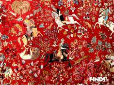افزایش چشمگیر صادرات فرش دستباف ایرانی به آمریکا