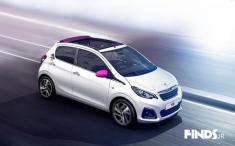 تصاویر و قیمت روز پژو 108 مدل جدید + ویدیو تبلیغاتی