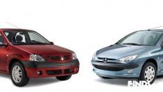 مقایسه پژو 206 اس دی با ال 90 / 206 صندوقدار بهتر است یا تندر؟