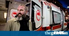 آمبولانس ویژه کارگران جنسی در کپنهاگ دانمارک!