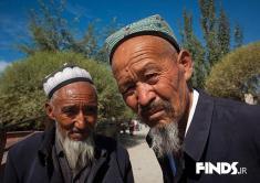 داشتن ریش های غیرعادی بلند و پوشیدن حجاب در چین ممنوع شد