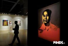 فروش چشمگیر نقاشی بنیانگذار جمهوری خلق چین + زندگینامه مائو تسهتونگ
