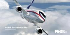 سرنوشت خرید هواپیماهای روسی سوخو سوپرجت 100 + امکانات این هواپیما