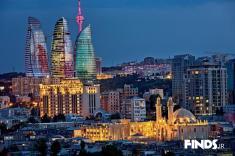 راهنمای سفر به جمهوری آذربایجان و باکو + راهنمای سفر زمینی و مکانهای دیدنی