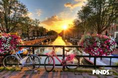 راهنمای کامل سفر به هلند، سرزمین گل ها + مکان های دیدنی و تاریخچه