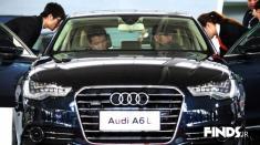 بازار فروش اتومبیل های لوکس چین در انحصار خودروسازان آلمانی!