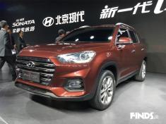 هیوندای آی ایکس 35 مدل 2018 رونمایی شد