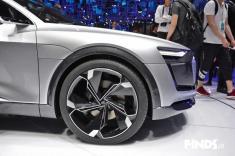 آئودی از خودروی مدل 2019 خود رونمایی کرد