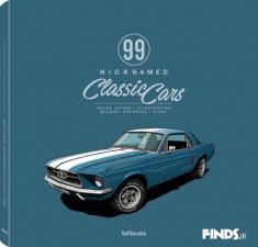 کتابی از خودروها که شهرتی جهانی پیدا کرد!