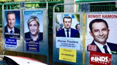 امانوئل مکرون پیشتاز دور اول انتخابات ریاست جمهوری فرانسه شد