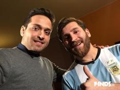 نسخه ایرانی لیونل مسی را ببینید!