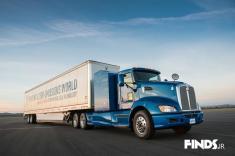 نسل جدید کامیون های شرکت تویوتا رونمایی شد
