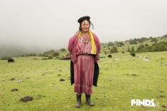 زندگی چوپانان و گاومیش داران بوتان