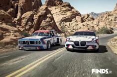 با خودروی مسابقه ای، بی ام و 3.0 CSL  آشنا شوید!
