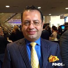 زندگینامه سعید کریمیان مدیر ترور شده شبکه جم GEM TV
