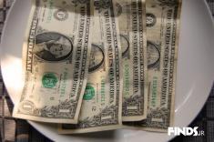 ماجرای زنی که 9 هزار دلار پول نقد را بلعید!