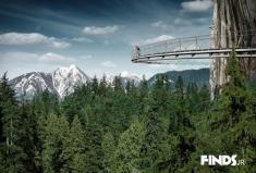 بلندترین و زیباترین پلهای معلق جهان