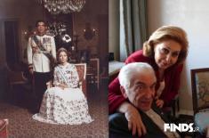 مرگ غلامرضا پهلوی، آخرین فرزند بازمانده رضاخان در 94 سالگی