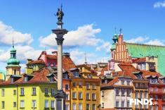 راهنمای سفر به ورشو لهستان از هزینه های زندگی تا مکانهای دیدنی
