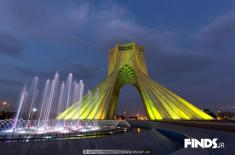 آلبوم عکس میدان آزادی تهران از گذشته تا امروز + تاریخچه