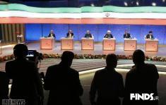 آلبوم عکس سومین و آخرین مناظره، انتخابات 96