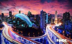 سرمایه گذاری تویوتا در طراحی و تولید خودروهای پرنده