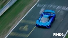 معرفی سوپر ماشین NIO EP9، سریعترین خودروی برقی نوربرگرینگ