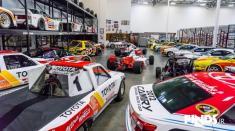 تور تصویری موزه تویوتا در آمریکا / زیباترین خودروهای تویوتا را ببینید!