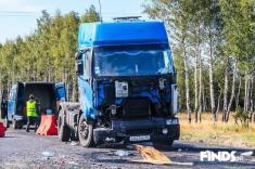 مجموعه تصادفات کامیون ها در سال 2016 (+18)