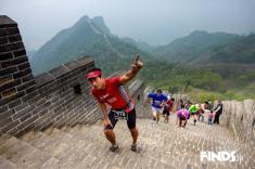 آلبوم عکس یکی از سخت ترین رقابتهای ورزشی دنیا