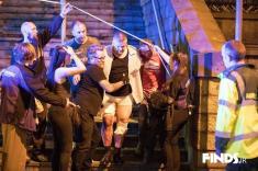 انفجار در منچستر جان 22 نفر را گرفت!