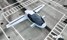 پرواز اولین جت تمام برقی و عمود پرواز جهان را ببینید