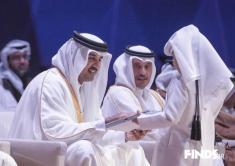 حرفهای امیر قطر درباره ایران جنجال به پا کرد!