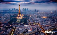 راهنمای سفر به شهر زیبای پاریس + 10 مکان دیدنی پاریس
