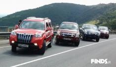 اولین خودروی ملی غنا، شاسی بلندی شبیه تویوتا پرادو