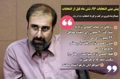 یکی از نزدیکان محمود احمدی نژاد دستگیر شد