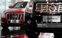 فروش خودروهای مدل 2017 جنرال موتورز در چین کاهش یافت