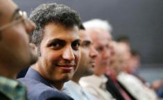 حضور الکساندر نوری مربی ایرانی وردربرمن در برنامه 90