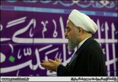 واکنش حسن روحانی به سخنان رهبر انقلاب در مورد سازش و صلح